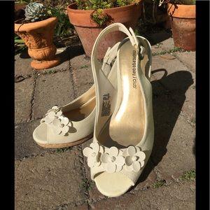 Montgomery Bay canvas sandals